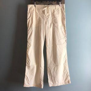 GAP Hadley fit wide leg linen trousers ☀️